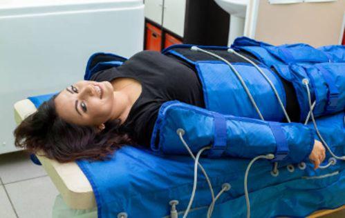 Adelgaza con la presoterapia