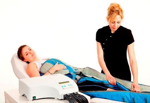 el embarazo y la Presoterapia