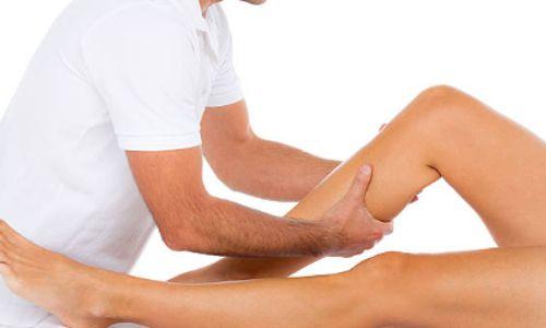 Un buen masaje en las piernas
